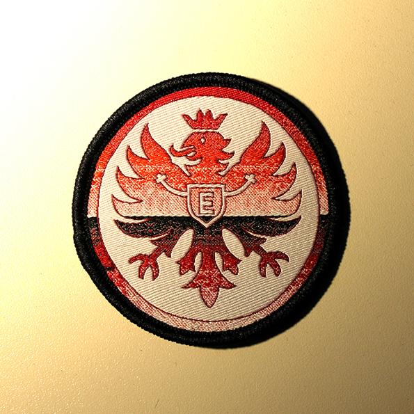 Aufnäher Eintracht Frankfurt Adler 1959 Rot Weiß Fanhouse Frankfurt