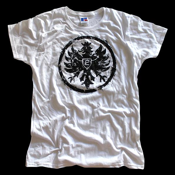 Shirt Frankfurt Art Of Football weiß  Fanhouse Frankfurt