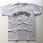 T-Shirt Frankfurt Travel Elipsed GREY