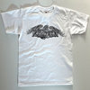 "T-Shirt ""Frankfurt Eagles Cry, weiss"""