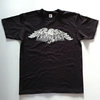 "T-Shirt ""Frankfurt Eagles Cry, schwarz"""